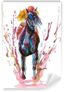 horseman Wall Mural - Vinyl