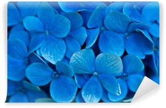 Hydrangea flowers Wall Mural - Vinyl