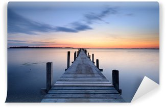 Jetty Wall Mural - Vinyl