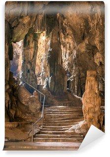 Khao Luang cave in Phetchaburi, Thailand Wall Mural - Vinyl