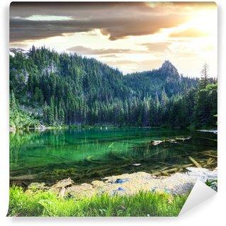 Lake Wall Mural - Vinyl