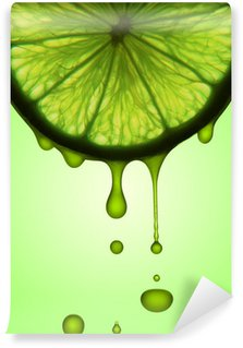 Wall Mural - Vinyl lemon juice