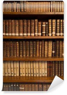Wall Mural - Vinyl Livres dans une bibliothèque