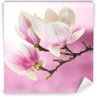 magnolia Wall Mural - Vinyl