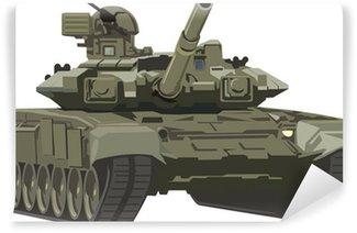 Vinyl Wall Mural main combat tank
