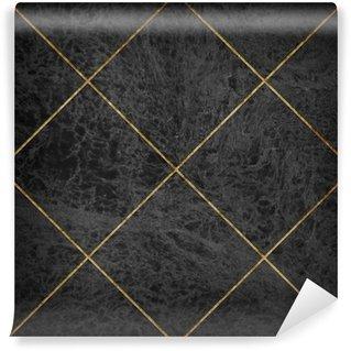 Wall Mural - Vinyl marble pattern background