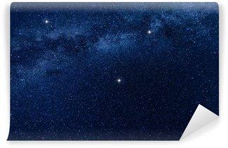 milky way stars background