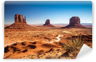 Monument Valley, USA Wall Mural - Vinyl