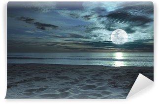 Moonlight Wall Mural - Vinyl