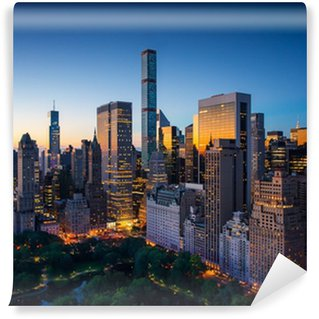 Central park wall murals pixers for Central park mural