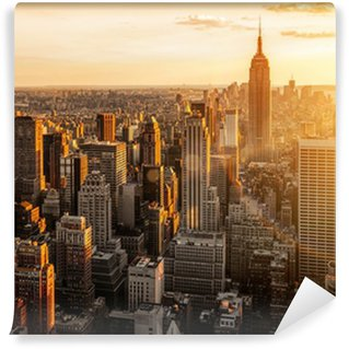 New York Wall Mural - Vinyl