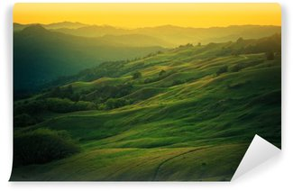 Wall Mural - Vinyl Northern California Landscape