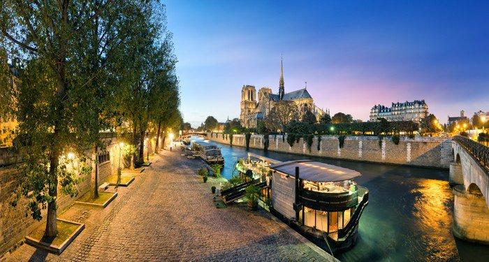 Wall Mural   Vinyl Notre Dame De Paris, France   Themes