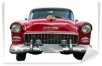 Wall Mural - Vinyl Old american car