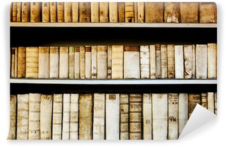 Wall Mural - Vinyl old folio