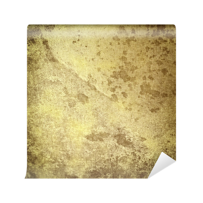 old parchment, grunge paper texture, background Wall Mural ...