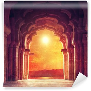 Old temple in India Wall Mural - Vinyl