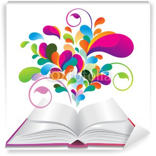coloring-book • Vinyl Wall Murals • Pixers® • We live to change
