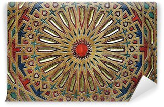 Oriental decoration in Morocco Wall Mural - Vinyl