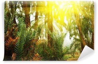 Palm Wall Mural - Vinyl