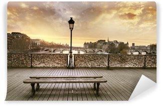 Wall Mural - Vinyl Pont des arts Paris