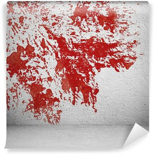 Bloody wall murals pixers for Bloody wall mural