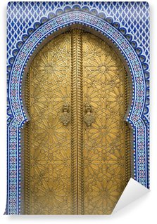 Royal Palace in Fez, Morocco Wall Mural - Vinyl
