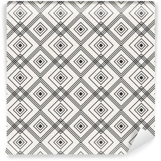 seamless geometric pattern Vinyl Wall Mural