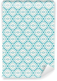 Wall Mural - Vinyl seamless geometric pattern