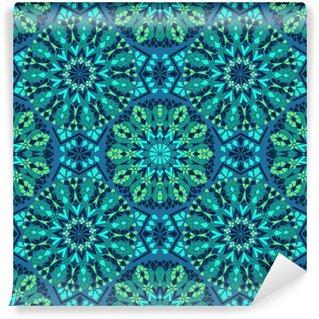 Seamless pattern of mosaic Wall Mural - Vinyl