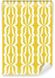 seamless vintage pattern Wall Mural - Vinyl