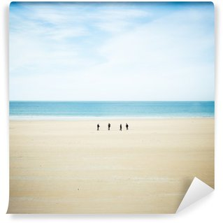 Seaside-Jersey Wall Mural - Vinyl