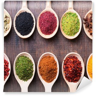 spices Wall Mural - Vinyl