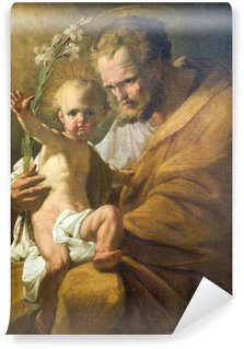 st. Joseph paint from Vienna church