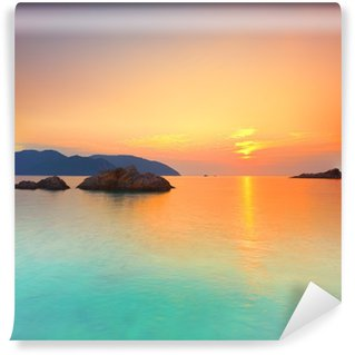 Wall Mural - Vinyl Sunrise