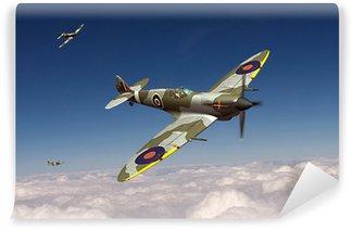 Supermarine Spitfire Wall Mural - Vinyl