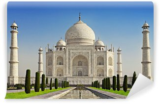 Taj Mahal in sunrise light Wall Mural - Vinyl