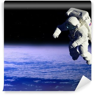 The astronaut Wall Mural - Vinyl