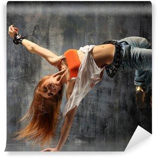 Vinyl Wall Mural the dancer