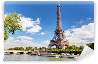 Wall Mural - Vinyl The Eiffel tower