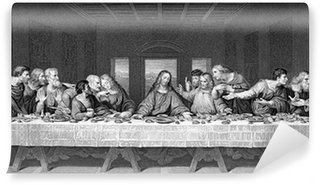 Wall Mural - Vinyl The Last Supper