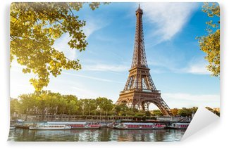 Wall Mural - Vinyl Tour Eiffel Paris France