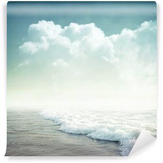tropical background Wall Mural - Vinyl