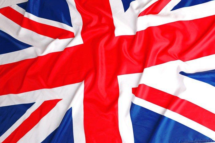 Vinyl Wall Mural UK, British Flag, Union Jack   Themes