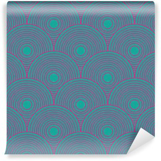 Vintage abstract seamless pattern Wall Mural - Vinyl