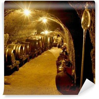 Wall Mural - Vinyl wine cellar, Czech Republic
