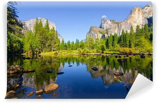 Vinyl Wall Mural Yosemite