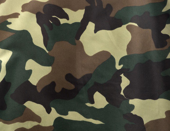 Camouflage vinyl wall mural pixers we live to change for Camouflage mural