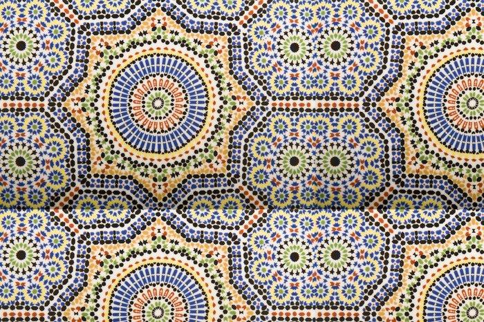 Vinyl Wallpaper Arabian Art - Morocco