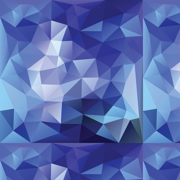 Vinyl Wallpaper Geometric Abstract background. - Backgrounds